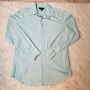 BANANA REPUBLIC LONGSLEEVE DRESS SHIRT SIZE L